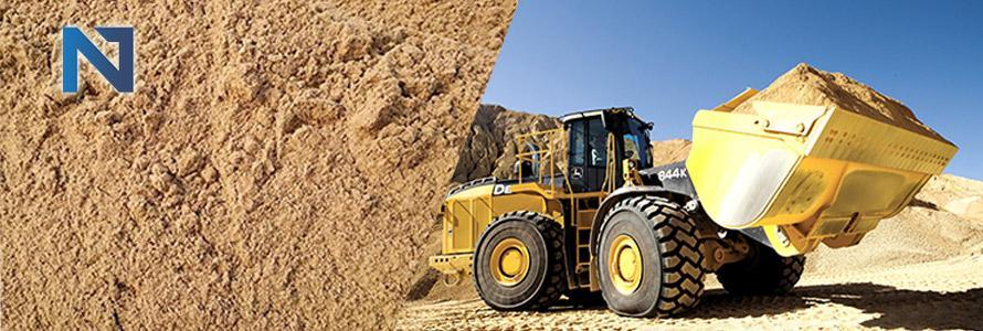 купить песок карьерный