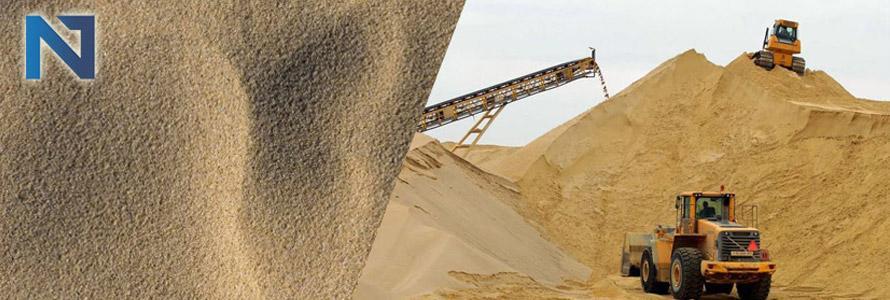 купить песок сеяный